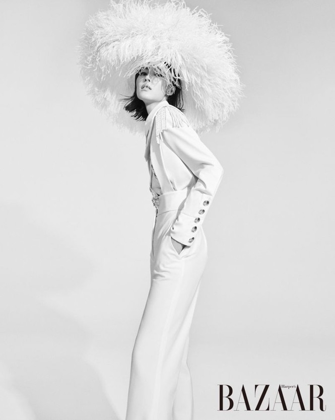 Dáng vóc hoàn hảo của mỹ nhân nội y gốc Hoa Liu Wen - ảnh 5