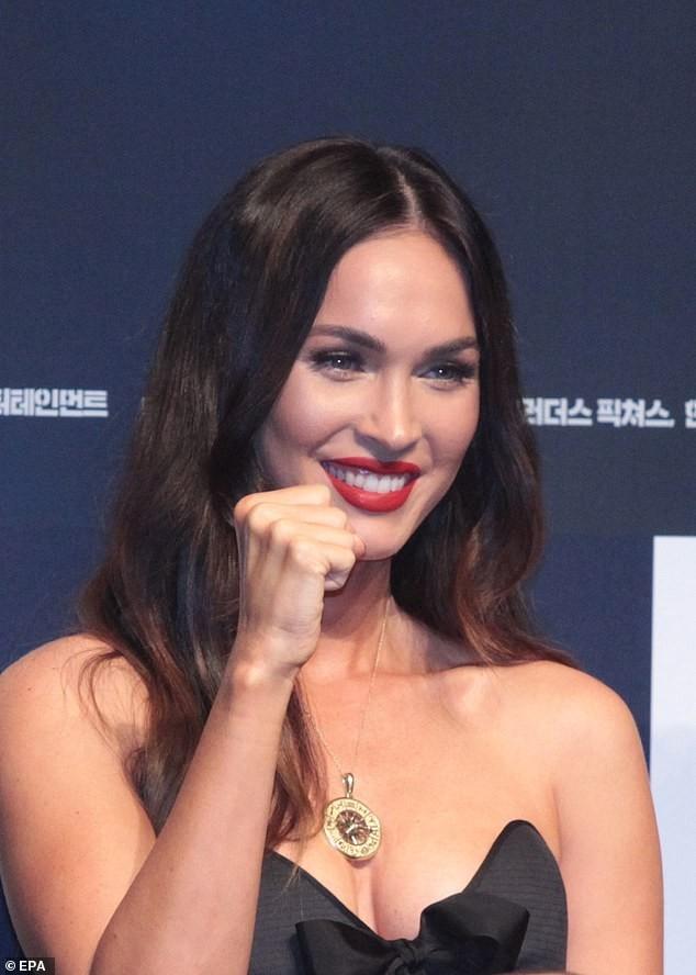 Người đẹp 'Transformers' Megan Fox sinh 3 con vẫn siêu quyến rũ - ảnh 2