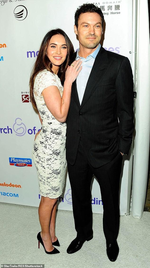 Người đẹp 'Transformers' Megan Fox sinh 3 con vẫn siêu quyến rũ - ảnh 11