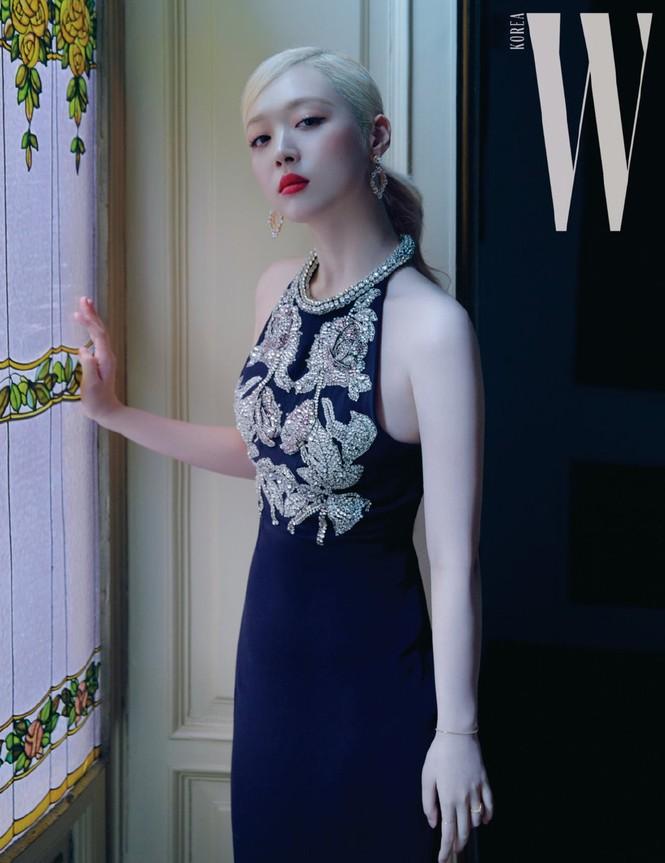 Hot girl nổi loạn xứ Hàn siêu quyến rũ với phong cách Lolita gợi cảm - ảnh 5