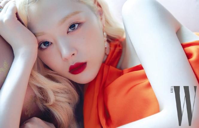 Hot girl nổi loạn xứ Hàn siêu quyến rũ với phong cách Lolita gợi cảm - ảnh 6