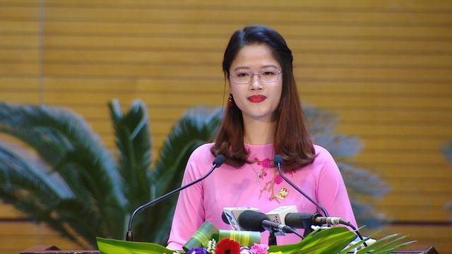 Nữ Đảng viên trẻ xinh đẹp, sở hữu bảng thành tích đáng nể - ảnh 3