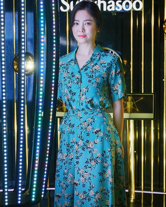 Song Hye Kyo ngày càng xinh đẹp hậu ly hôn - ảnh 12