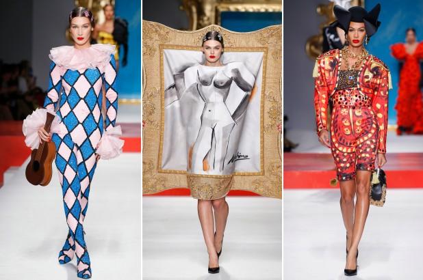 Siêu mẫu Nga Irina Shayk quyến rũ xuất thần trên sàn diễn Moschino - ảnh 25