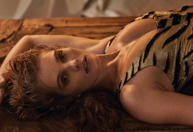 Alexina Graham là nàng mẫu mới gia nhập dàn thiên thần nội y của Victoria's Secret. - ảnh 2