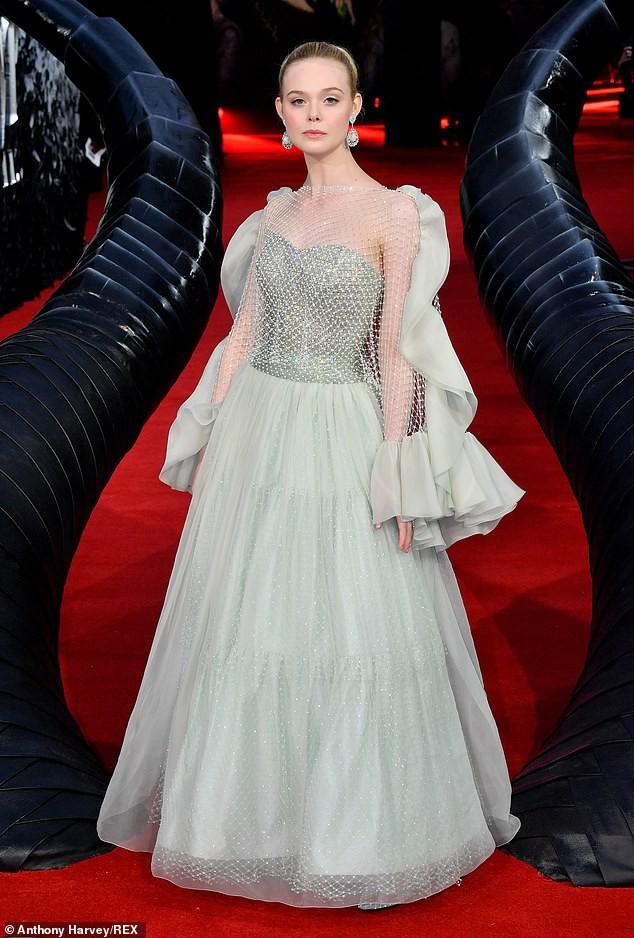 Diễn viên 9x Elle Fanning đẹp như công chúa bước ra từ cổ tích - ảnh 3