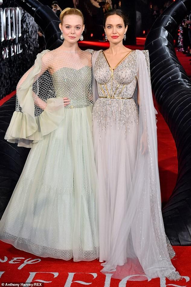 Diễn viên 9x Elle Fanning đẹp như công chúa bước ra từ cổ tích - ảnh 5