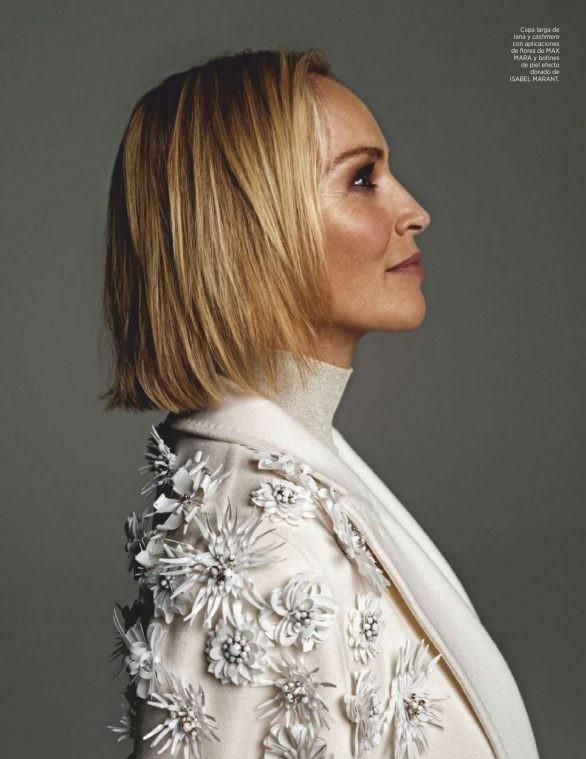Minh tinh 'Bản năng gốc' Sharon Stone diện nội y táo bạo ở tuổi 61 - ảnh 8
