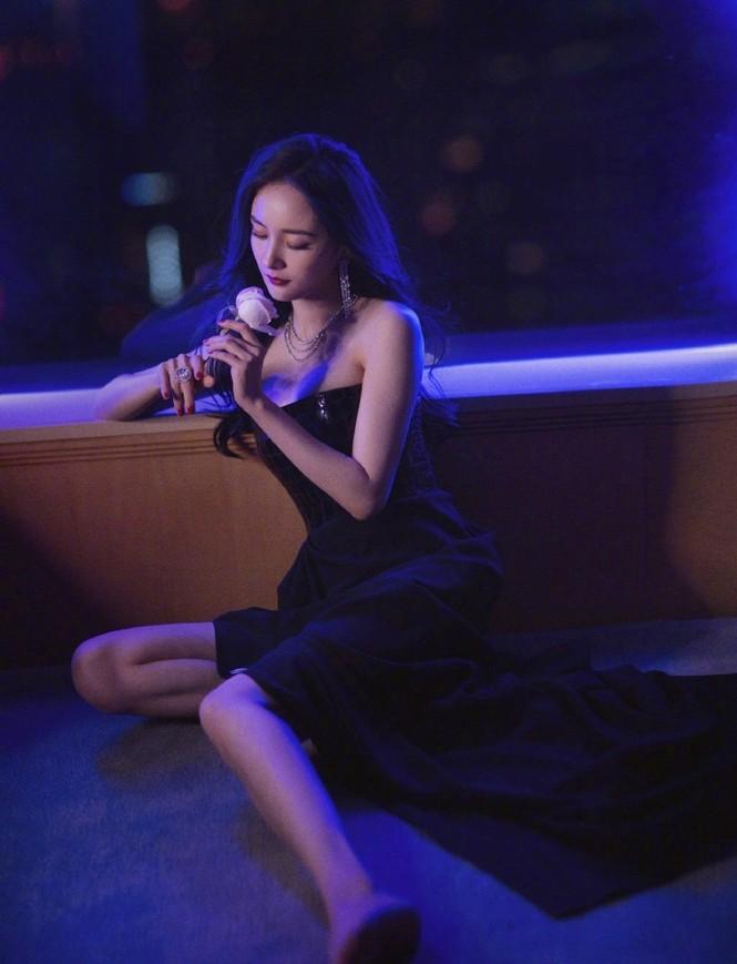 Dương Mịch diện váy xẻ quyến rũ tựa nữ thần - ảnh 12