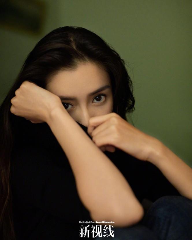 Angelababy thần thái đẹp xuất sắc, xóa tan tin đồn trục trặc với Huỳnh Hiểu Minh - ảnh 15