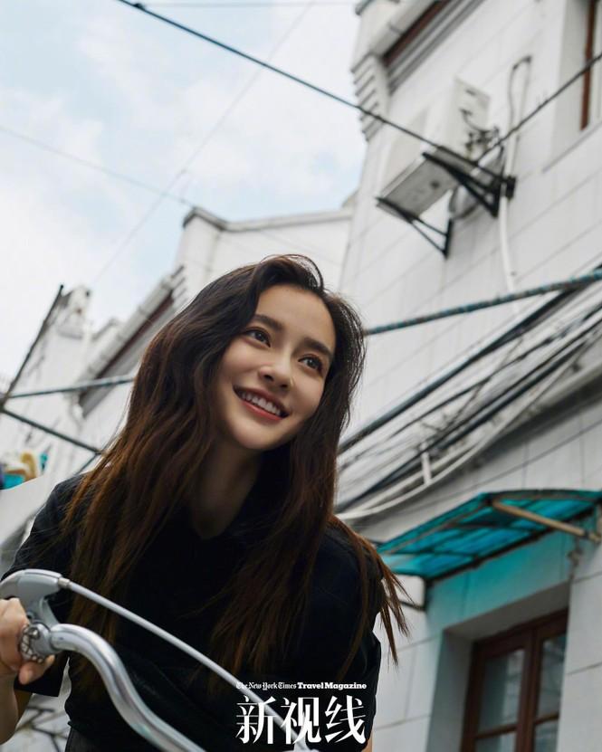 Angelababy thần thái đẹp xuất sắc, xóa tan tin đồn trục trặc với Huỳnh Hiểu Minh - ảnh 10