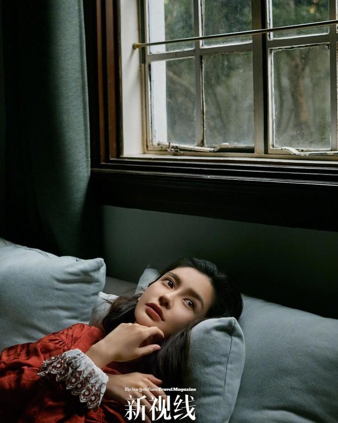 Angelababy thần thái đẹp xuất sắc, xóa tan tin đồn trục trặc với Huỳnh Hiểu Minh - ảnh 11