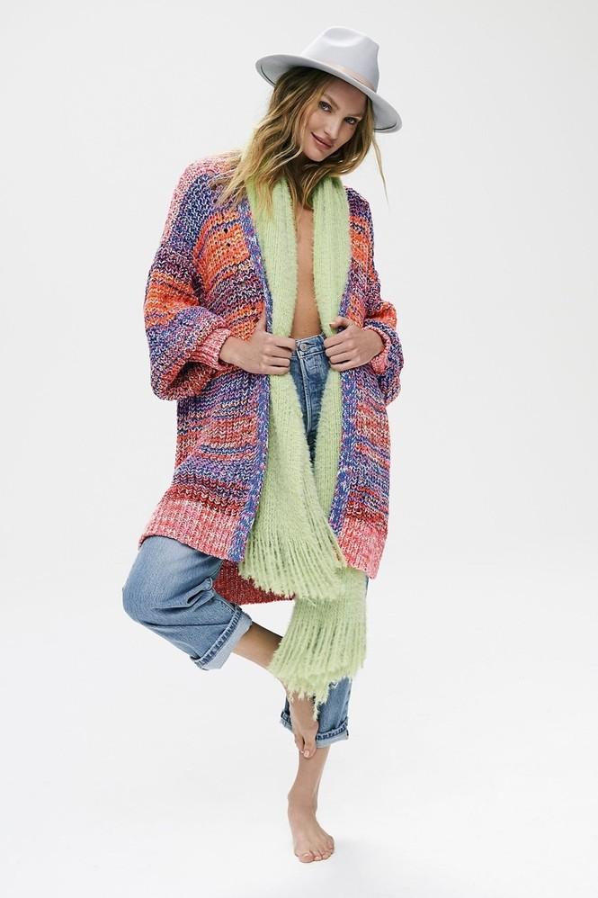 Ngất ngây đường cong tuyệt mỹ của thiên thần nội y Candice Swanepoel - ảnh 7