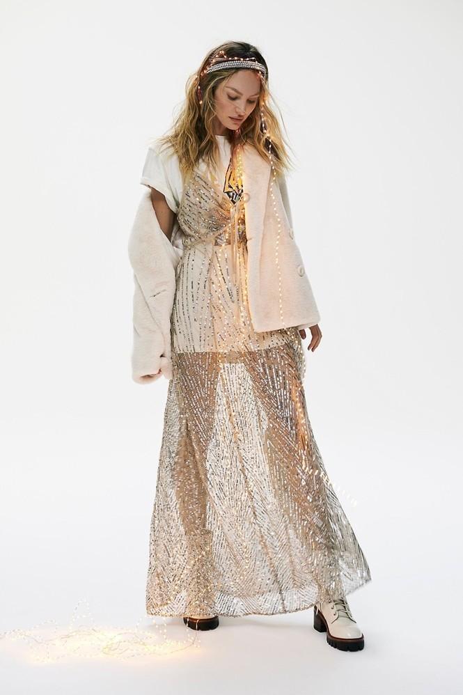 Ngất ngây đường cong tuyệt mỹ của thiên thần nội y Candice Swanepoel - ảnh 9