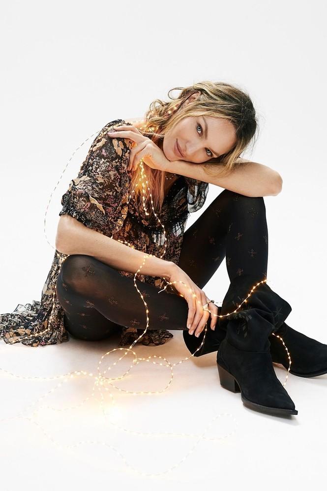 Ngất ngây đường cong tuyệt mỹ của thiên thần nội y Candice Swanepoel - ảnh 5