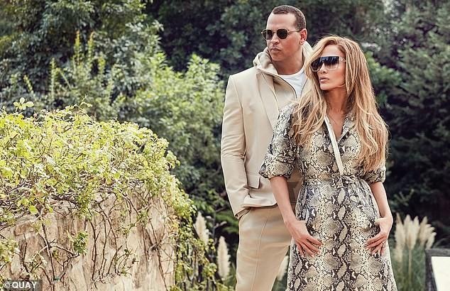 Jennifer Lopez trẻ trung gợi cảm bên hôn phu kém 6 tuổi  - ảnh 3