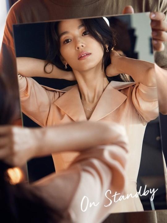 Ngỡ ngàng nhan sắc không tuổi của 'cô nàng ngổ ngáo' Jun Ji Hyun - ảnh 3