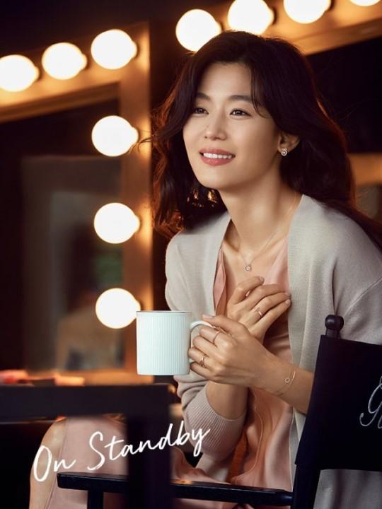 Ngỡ ngàng nhan sắc không tuổi của 'cô nàng ngổ ngáo' Jun Ji Hyun - ảnh 1