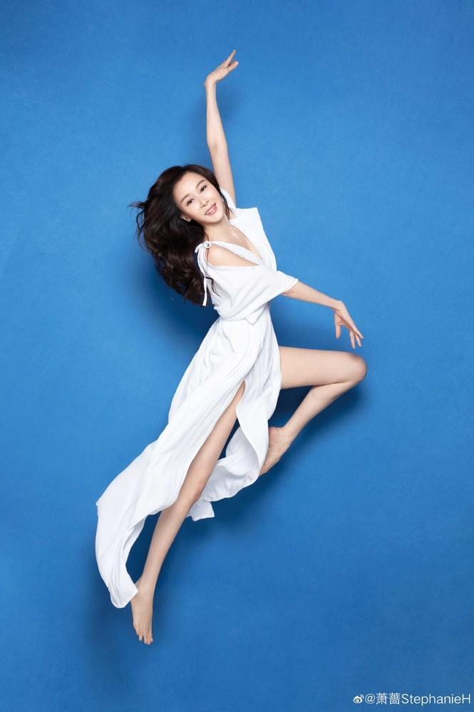 Ngỡ ngàng sắc vóc trẻ trung của người đẹp Đài Loan Tiêu Tường - ảnh 5
