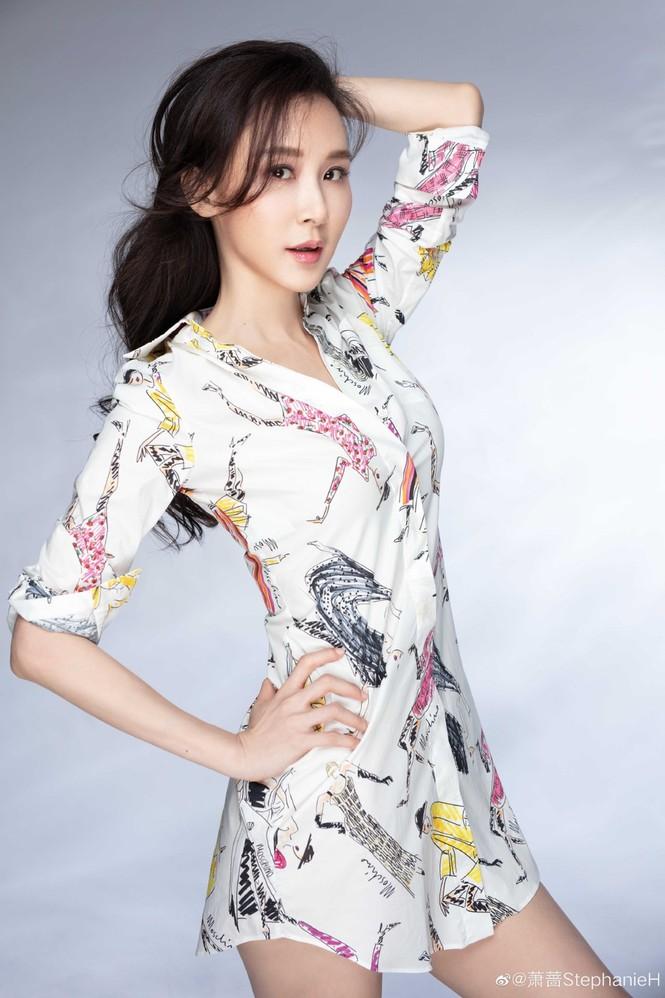 Ngỡ ngàng sắc vóc trẻ trung của người đẹp Đài Loan Tiêu Tường - ảnh 6