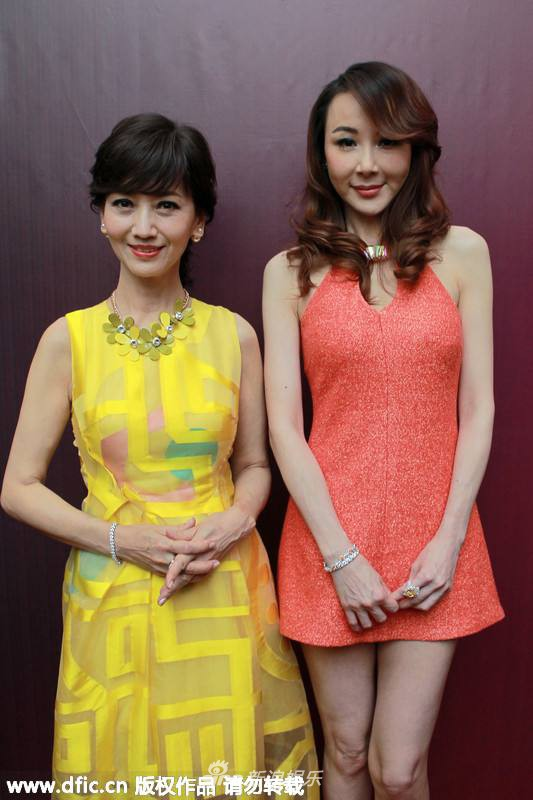 Ngỡ ngàng sắc vóc trẻ trung của người đẹp Đài Loan Tiêu Tường - ảnh 10