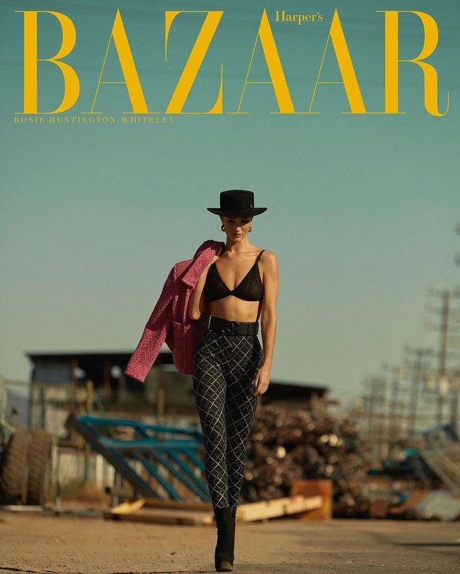 Bạn gái 'Người vận chuyển' cực chất trên Bazaar Hy Lạp - ảnh 2