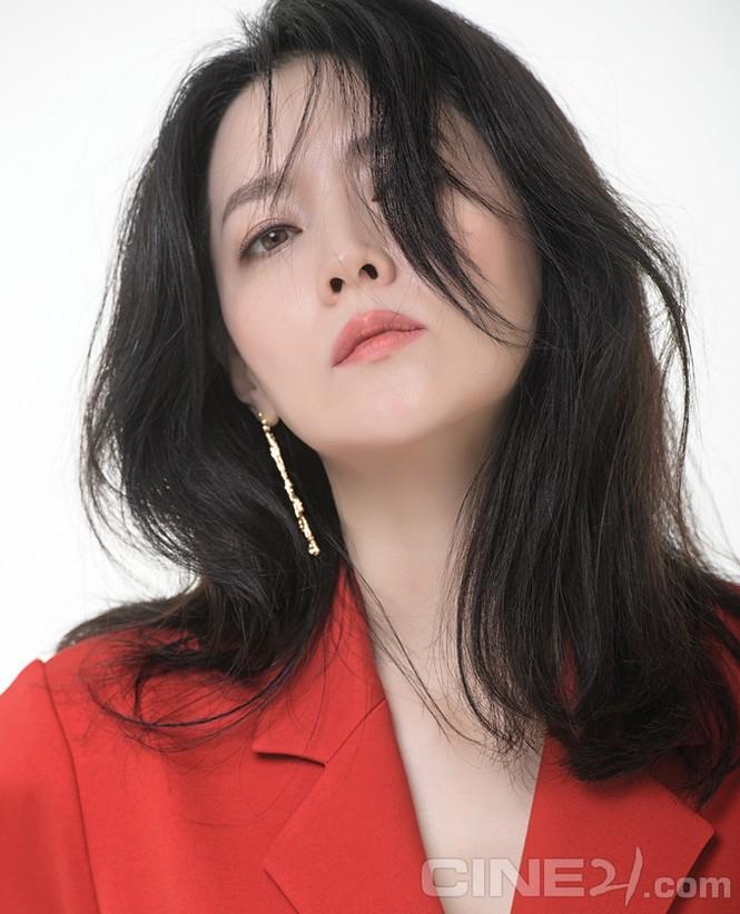 'Nàng Dae Jang Geum' U50 trẻ đẹp không tì vết - ảnh 3