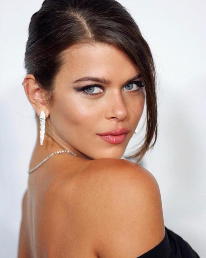 Georgia Fowler - siêu mẫu đang lên nóng bỏng của Victoria's Secret - ảnh 11