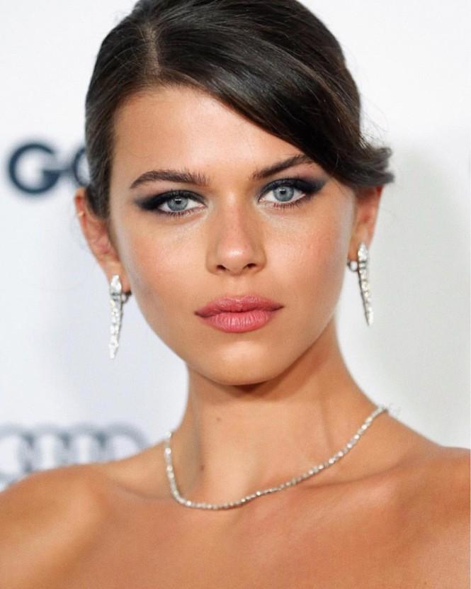 Georgia Fowler - siêu mẫu đang lên nóng bỏng của Victoria's Secret - ảnh 12