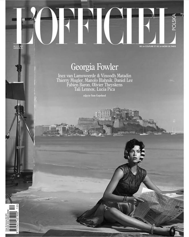 Georgia Fowler - siêu mẫu đang lên nóng bỏng của Victoria's Secret - ảnh 1