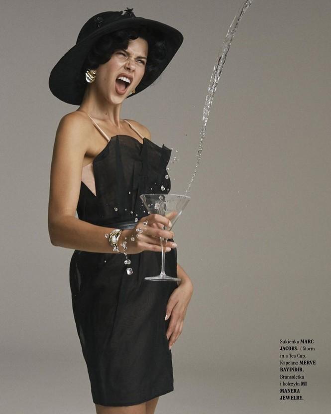 Georgia Fowler - siêu mẫu đang lên nóng bỏng của Victoria's Secret - ảnh 7