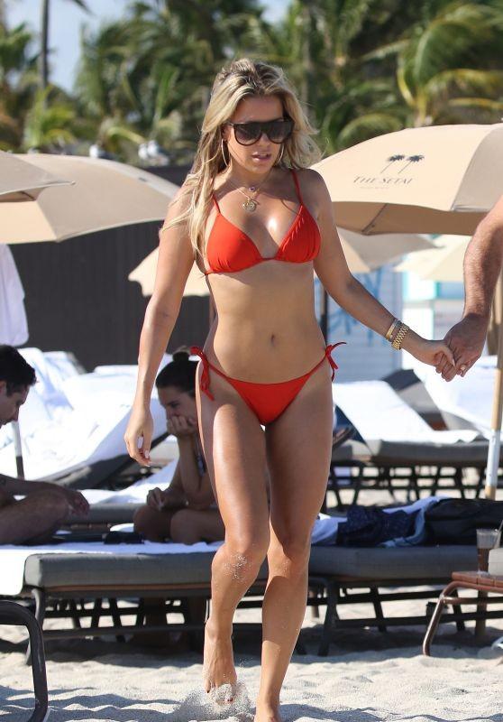 Sylvie Meis thả dáng nóng bỏng bên bạn trai ở Miami - ảnh 13