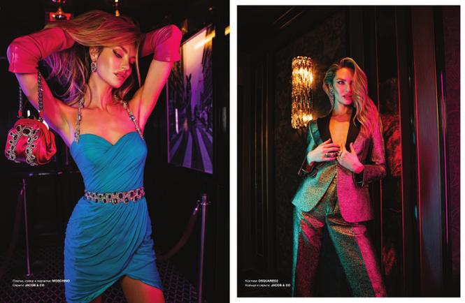 Mê đắm thân hình tuyệt mỹ của nữ thần Nam Phi Candice Swanepoel - ảnh 6