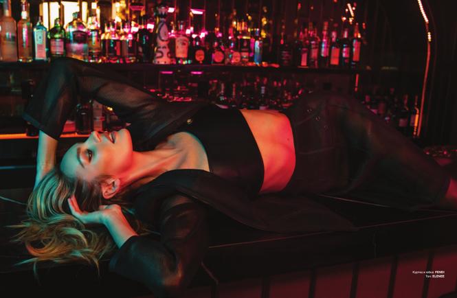 Mê đắm thân hình tuyệt mỹ của nữ thần Nam Phi Candice Swanepoel - ảnh 9