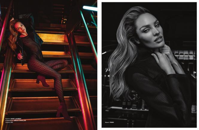 Mê đắm thân hình tuyệt mỹ của nữ thần Nam Phi Candice Swanepoel - ảnh 8