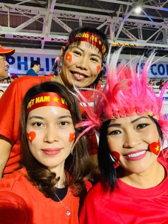 Triệu cổ động viên hò reo ăn mừng U22 Việt Nam vô địch SEA Games 30 - ảnh 34