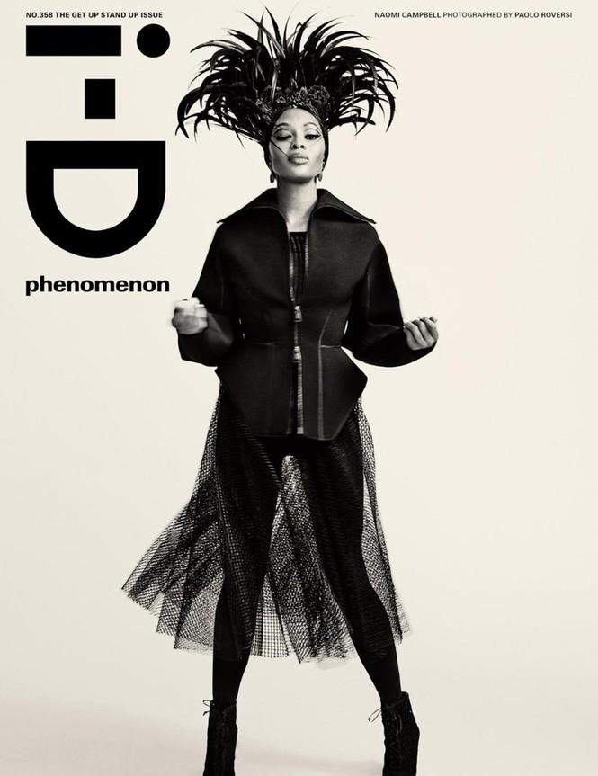 Mê mẩn sắc vóc tuyệt mỹ của siêu mẫu huyền thoại Naomi Campbell  - ảnh 12