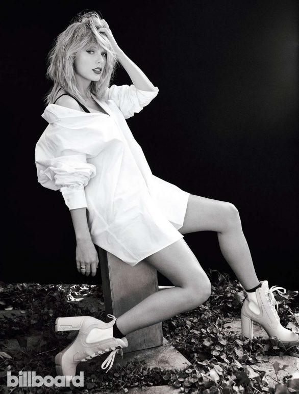 Taylor Swift bất ngờ khoe dáng tròn đầy nảy nở - ảnh 8