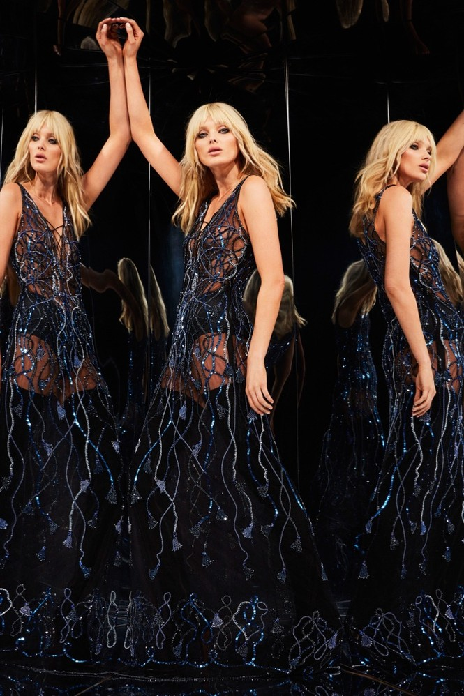 Thiên thần nội y Elsa Hosk khoe dáng 'cò hương' với vòng eo 58cm - ảnh 12