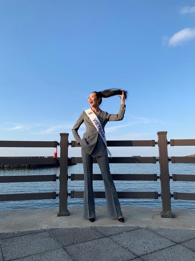 Người đẹp Thanh Khoa đăng quang ngôi vị Hoa hậu Sinh viên thế giới 2019 - ảnh 2