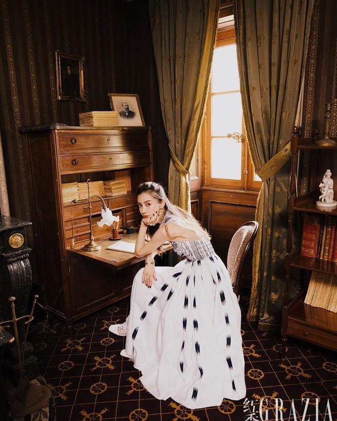 'Công chúa' Angelababy xinh đẹp lộng lẫy 'vạn người mê' - ảnh 21