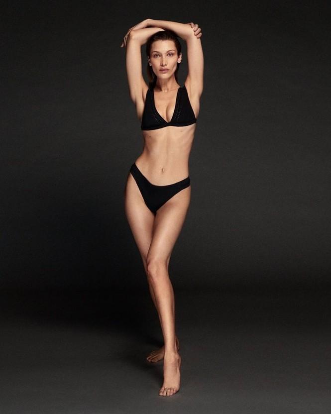 Bella Hadid diện bikini tôn đường cong Vệ nữ - ảnh 3