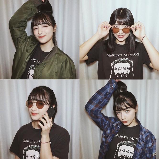 Cặp chị em lai Romani Nhật Bản xinh đẹp như thiên thần - ảnh 14