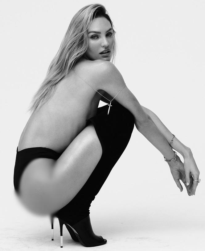 Candice Swanepoel táo bạo phô diễn đường cong 'rực lửa' - ảnh 6