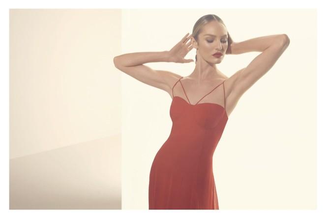Candice Swanepoel táo bạo phô diễn đường cong 'rực lửa' - ảnh 9