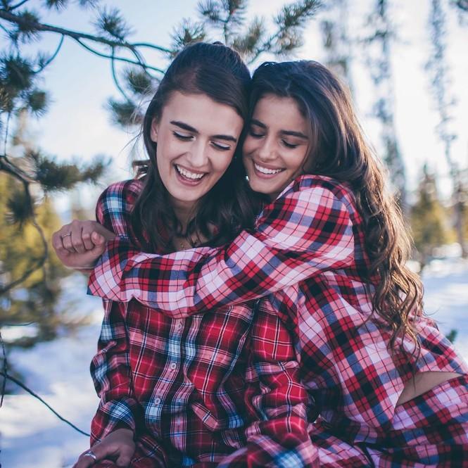 Dàn người đẹp Victoria's Secret rực lửa đón Giáng sinh - ảnh 12