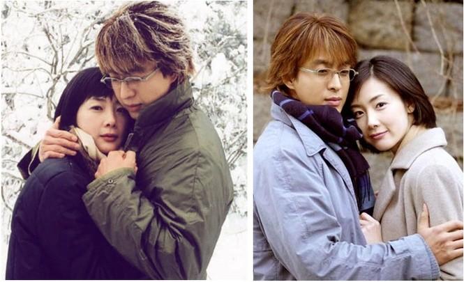 Người đẹp 'Bản tình ca mùa đông' Choi Ji Woo mang bầu ở tuổi 44 - ảnh 6