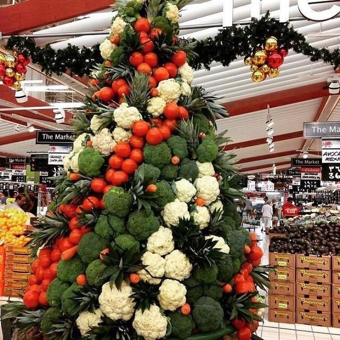 Thích mê những cây thông Noel 'có một không hai' của dân mạng - ảnh 8