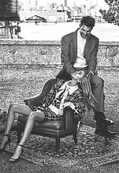 Stella Maxwell gợi cảm như nữ thần bên mẫu nam điển trai - ảnh 3