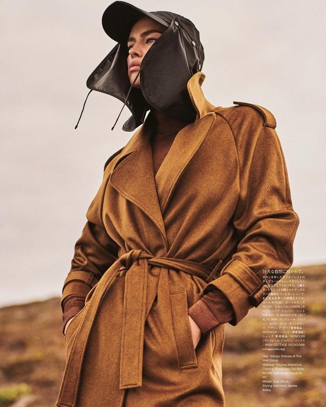 Irina Shayk đẹp như mỹ nữ trong tranh ở hòn đảo Iceland - ảnh 7